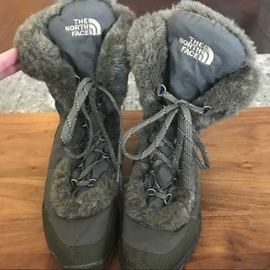 North Face Winter/ Snow Boot
